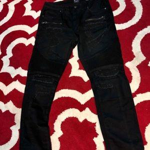 R.Cole Black Jeans
